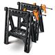 Worx WX065 Clamping Sawhorse Set