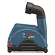 Bosch GA50DC 4-1/2 in. to 5 in. Small Angle Grinder Dust Collection Attachment