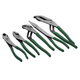 SK Hand Tool 17836 5-Piece Wide Capacity Pliers Set