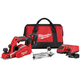 Milwaukee 2623-21 M18 18V Cordless Lithium-Ion 3-1/4 in. Planer Kit