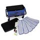 Rubbermaid Q050 27 Gallon Microfiber Floor Finishing System (Blue/Black/White)