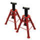 Sunex HD 1310 10 Ton Capacity Medium Height Pin Type Jack Stands (Pair)
