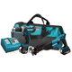 Makita LXT224 LXT 18V Cordless Lithium-Ion 1/2 in. Hammer Drill and Reciprocating Saw Combo Kit