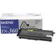 Brother TN360 High-Yield Toner Cartridge (Black)