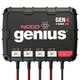 NOCO GEN4 GEN Series 40 Amp 4-Bank Onboard Battery Charger