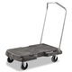 Rubbermaid 4401BLA 500 lb. Capacity Tri-Position Platform Trolley (Black)