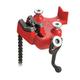 Ridgid 40205 5 in. Top Screw Bench Chain Vise