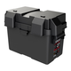NOCO HM327BK Group 27 Snap-Top Battery Box (Black)