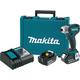 Makita XST01M LXT 18V 4.0 Ah Cordless Lithium-Ion Oil-Impulse Brushless 3-Speed Impact Driver Kit