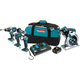 Makita XT439PMB LXT 18V 4.0 Ah Cordless Lithium-Ion 4 Piece Combo Kit