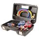 FJC 6850 R1234YF Aluminum Manifold Gauge Set