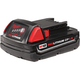 Milwaukee 48-11-1815 M18 18V 1.5 Ah Compact REDLITHIUM Lithium-Ion Battery