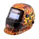 Firepower 1441-0088 Auto-Darkening Welding Helmet (Skull & Fire)