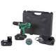 Factory Reconditioned Hitachi DS18DVF3M 18V Cordless 1/2 in. Drill Driver Kit