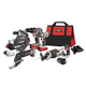 Factory Reconditioned Porter-Cable PCCK617L6R 20V MAX Cordless Lithium-Ion 6-Tool Combo Kit