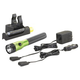 Streamlight 75636 Stinger LED Rechargeable Flashlight with PiggyBack Charger (Lime Green)