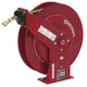Reelcraft TW7450OLP WELD HOSE REEL 1/4X50 GR R; 1/4-in x 50ft, 200 psi, gas welding hose reel with hose