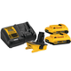 Dewalt DCA2203C 20V MAX Lithium-Ion Battery Adapter Kit for 18V Cordless Tools