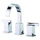 Danze D304044 Sirius Widespread Bathroom Faucet (Chrome)