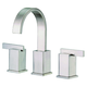 Danze D304044BN Sirius Widespread Bathroom Faucet (Brushed Nickel)