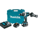 Makita XFD07MB LXT 18V 4.0 Ah Cordless Lithium-Ion Brushless 1/2 in. Driver Drill Kit