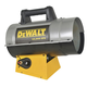 Dewalt F340710 35,000 - 65,000 BTU Forced Air Propane Heater