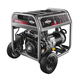 Briggs & Stratton 30608 5,500 Watt Gas Powered Portable Generator with 6 Household Outlets