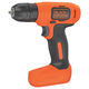 Black & Decker BDCD8C 8V MAX Cordless Lithium-Ion Drill Driver Kit