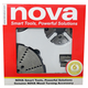 NOVA 6038 3-Piece Small Jaw Assortment Bundle
