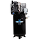 Industrial Air IV5018055 5 HP 230V 80 Gallon Baldor Industrial Vertical Stationary Air Compressor