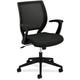 Basyx VL521VA10 VL521 Mesh Mid-Back Office Chair (Black)