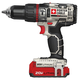 Factory Reconditioned Porter-Cable PCC620LBR 20V MAX Cordless Lithium-Ion Hammer Drill Kit