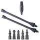 Powerwasher 80005 Pressure Washer Vario Nozzle for Adjustable Spray Pattern
