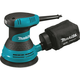 Makita BO5030K 5 in. Random Orbit Sander Kit