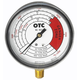 OTC Tools & Equipment 9651 0 - 100 Ton 4-Scales Pressure Gauge