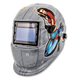 Titan 41288 Solar Powered Auto Dark Welding Helmet (Welder)