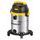 Stanley SL18016 4.5 Peak HP 6 Gallon Portable S.S.Wet Dry Vac with Casters
