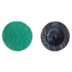 ATD 89250 2 in.-50 Grit Green Zirconia Mini Grinding Discs
