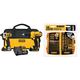 Dewalt DCK240C2-1354-BNDL 20V MAX Cordless Lithium-Ion Drill Driver & Impact Driver Kit with 14-Piece Titanium Drill Bit Set