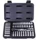 ATD 1200 44-Piece 1/4 in. Drive 6-Point SAE & Metric Pro Socket Set