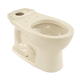 TOTO C743E-12 Drake Round Floor Mount Toilet Bowl (Sedona Beige)