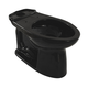 TOTO C744EL-51 Drake Elongated Floor Mount Toilet Bowl (Ebony)