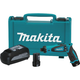 Makita DF010DSE 7.2V Cordless Lithium-Ion Screwdriver Kit