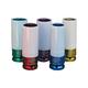 ATD 4355 5-Piece SAE/Metric Protective Impact Socket Set