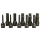 ATD 4605 10-Piece 1/2 in. Drive Metric Impact Hex Driver Set