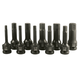 ATD 4625 10-Piece 1/2 in. Drive SAE Impact Hex Driver Set