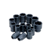 ATD 4106 14-Piece 1/2 in. Drive 6-Point Metric Standard Impact Socket Set