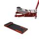 ATD 7344CP 1-1/2-Ton Aluminum Plus Low Profile Service Jack w/FREE Foldable Creeper Pad