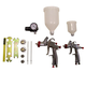 SPRAYIT SP-33500K LVLP Gravity Feed Spray Gun Kit