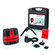 Factory Reconditioned Leica 790509-R LINO Self-Leveling Cross Line Laser Kit